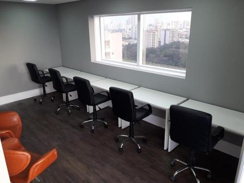 Imagem 1 de 9 de Sala À Venda, 40 M² - Jardim Do Mar - São Bernardo Do Campo/sp - Sa4092