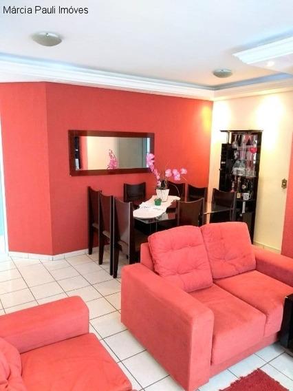 Apartamento Chácara Primavera - Eloy Chaves - Jundiaí - Ap04005 - 34422013