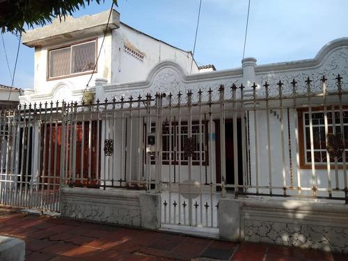 Imagen 1 de 12 de Casa En Venta En Barranquilla Las Delicias