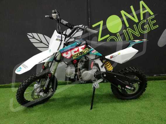 Ycf 125cc Start Nueva Cross Enduro Pitbike
