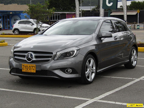 Mercedes-benz Clase A 200 At 1600cc Aa Ct