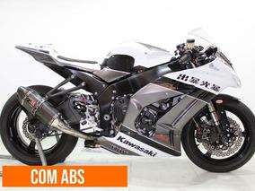 Kawasaki - Ninja Zx 10r - 2012 Cinza