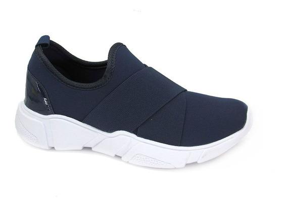 Tênis Jogging Feminino Fitty T15502 Conforto