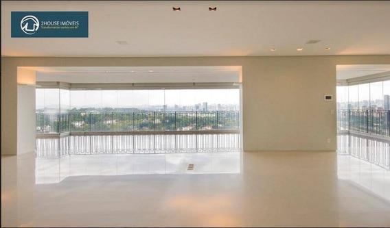 Apartamento Com 4 Dormitórios Para Alugar, 607 M² Por R$ 65.000,00/mês - Cidade Jardim - São Paulo/sp - Ap23215