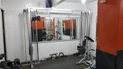 Cross Over Profissional Academia Aparelho De Musculação