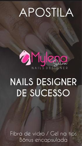 Imagem 1 de 1 de Apostila Completa Nails Designer