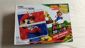 New Nintendo 3ds Super Mario 3d Land Edition + Jogos No Sd
