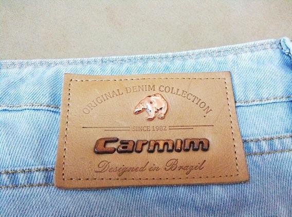 Calça Jeans Carmim - Original Denin Collecition - Tamanho 40