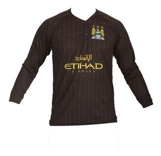 Camisa Manchester City Personalizada