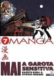 Mangá Mai A Garota Sensitiva Vol 7 K.kudo & R.ikegami