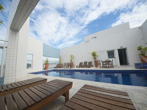Imagem 1 de 14 de Residencial Pátio 21 - Andar Alto !