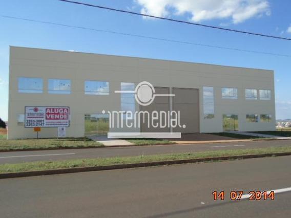 Galpão Comercial Para Venda E Locação, Portal Castelo Branco, Boituva. - Ga0054