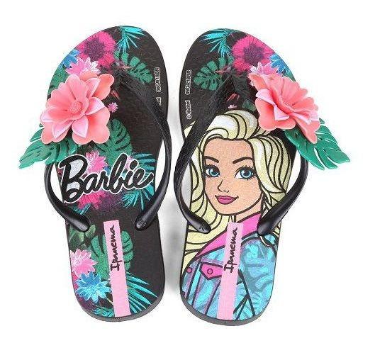 Chinelo Ipanema Inf. Fem. Barbie Tropical