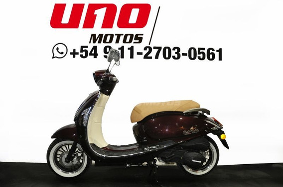 Motomel Strato Alpino 150 0km Scooter Imperdible 2019