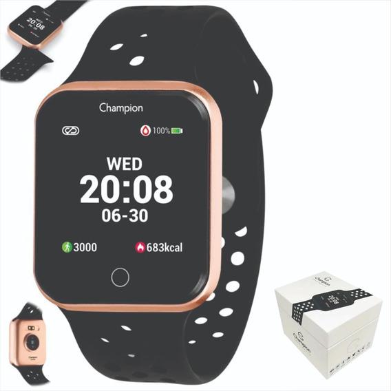 Relógio Champion Smartwatch Bluetooth 4.0 Original Ch50006z