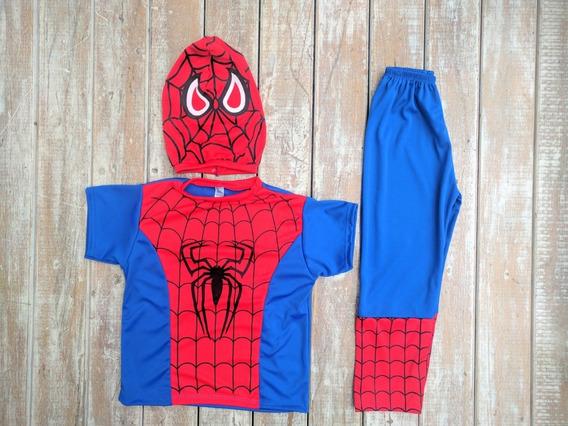 Día Del Niño! Disfraz Infantil Spiderman-hombre Araña