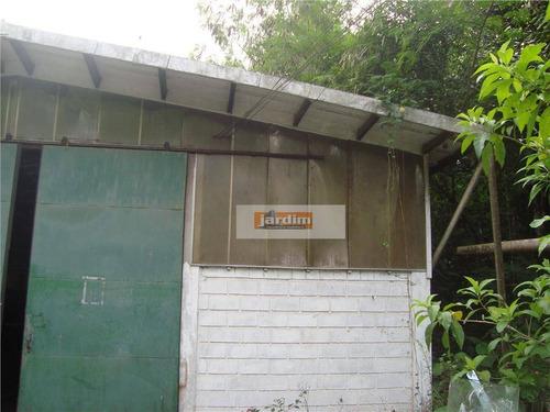 Terreno Residencial À Venda, Batistini, São Bernardo Do Campo. - Te0181