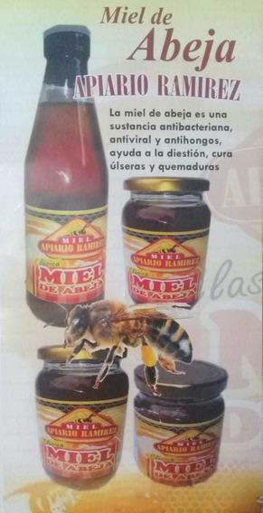 Miel De Abeja Pura 100% Natural