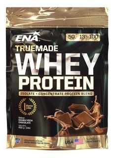 Proteina Whey True Made Ena 1 Lb Aislada + Concentrada