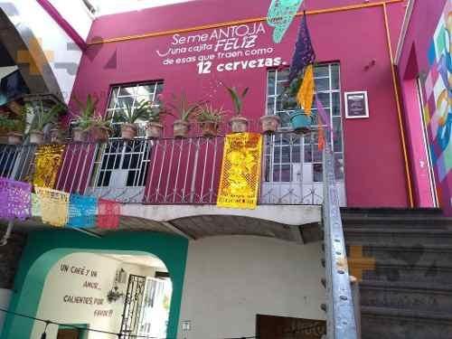 Local En Renta Para Restaurante Bar En Plaza Comercial Centro De Puebla