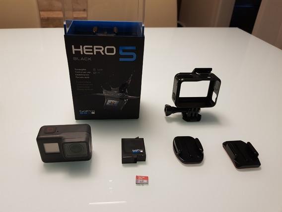 Gopro Hero 5 Black + Cartão 32 Gb Ultra