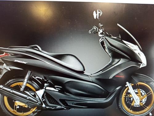 Imagem 1 de 1 de Honda 2015 Deluxe