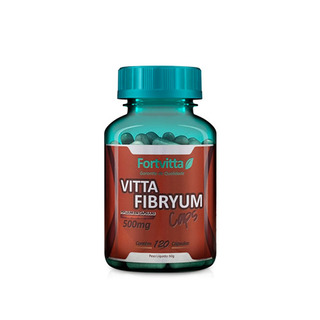 Vitta Fibryum - 60 Cápsulas - Fortvitta