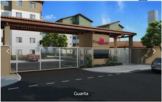 Apartamento 2 Quartos - 51m² - Viva Mais Itaqua - Ac. Troca