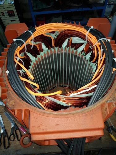 Imagem 1 de 4 de Rebobinamento Elétrico