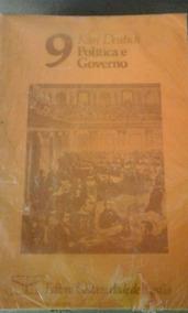 Livro 9 Política E Governo Karl Deustsch