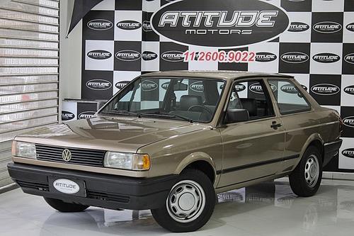 Imagem 1 de 15 de Volkswagen Voyage 1.8 Cl 8v Gasolina 2p Manual 1992
