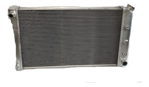 Radiador Chevrolet Malibú C10 C30 Aluminio Completo