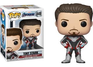 Funko Pop! Marvel #449 Endgame Tony Stark Nortoys