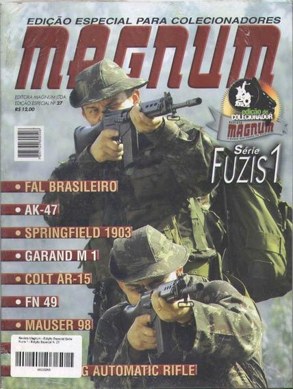 Revista Magnum (todas Edições) - Distribuidor Autorizado