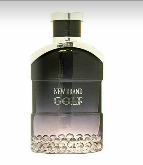 Perfume New Brand Golf Eau De Toilette Masculino 100ml