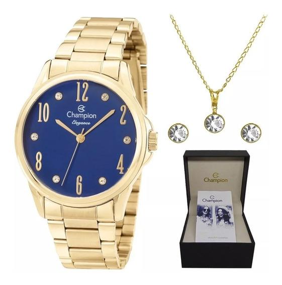 Relógio Original Champion Feminino C/ Nota Fiscal Sk13