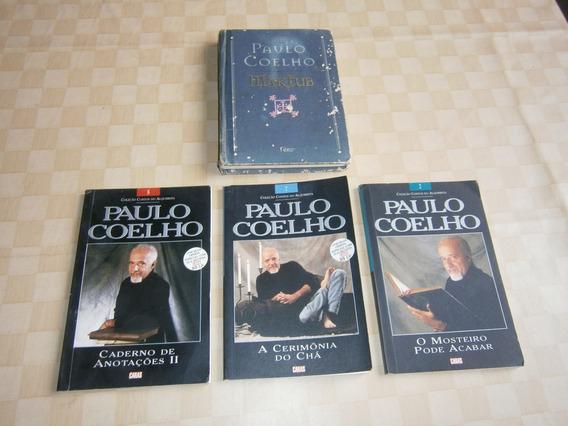 Livros.4 Romances De Paulo Coelho