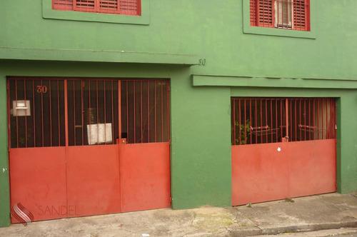 Ótima Casa Residencial À Venda, Santa Amélia, São Paulo - Ca0032. - Ca0032