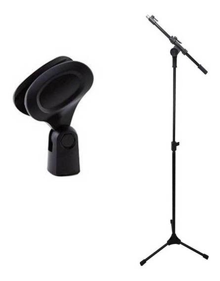 Suporte Pedestal Para Microfone Rmv Psu 135 + Cachimbo Nf