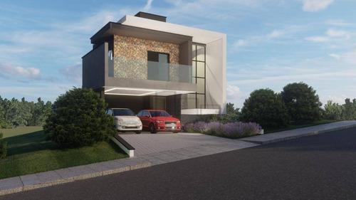 Imagem 1 de 13 de Casa Com 3 Dormitórios À Venda, 150 M² Por R$ 685.000,00 - Condomínio Terras De São Francisco - Sorocaba/sp - Ca2499