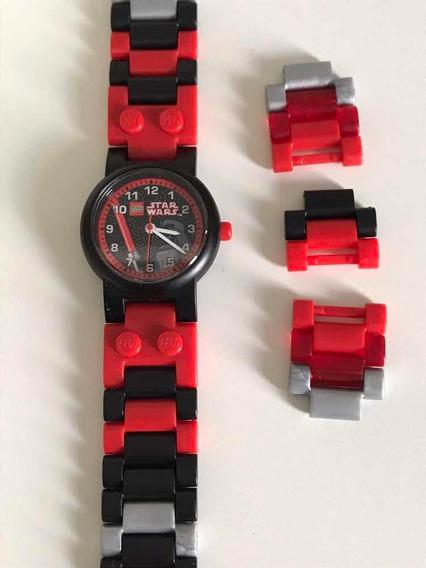 Relógio Lego Star Wars