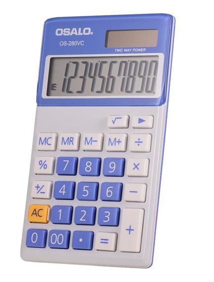 Osalo Os-280vc Calculadora De Contabilidade Eletrônica Para