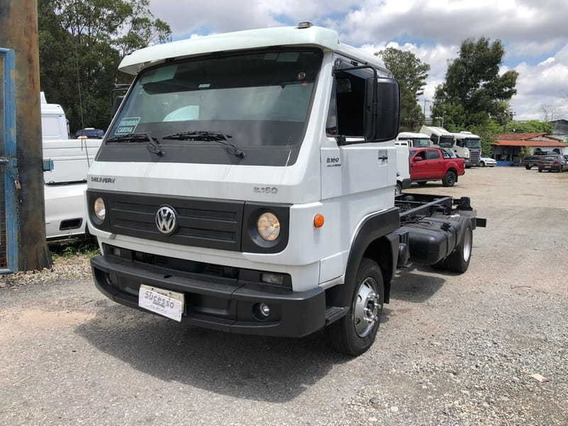 Volkswagen Vw 8.160 / 8160 Drc 4x2
