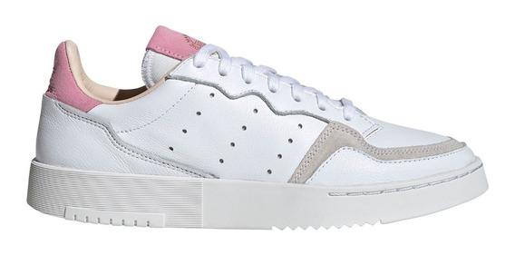 Zapatillas adidas Supercourt Bla/ros De Mujer