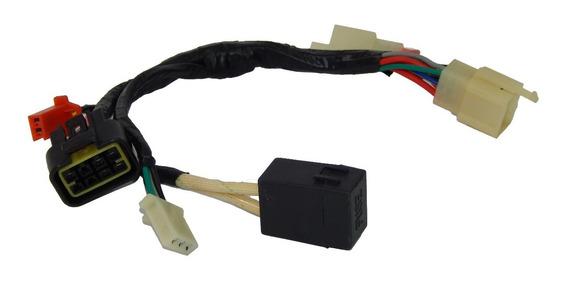 Chicote Com Fusível Prima 150 Kasinski - Conector Do Cdi