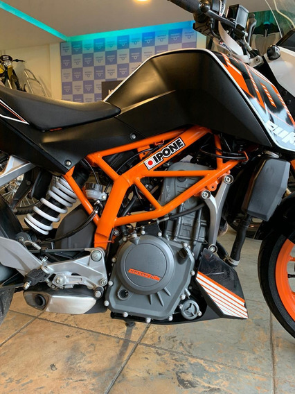 Ktm Duke 390 - Motomax Power