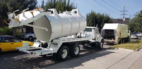 Hermoso Camion Torton Pipa Tanque Desazolve Vactor 15000 Lts