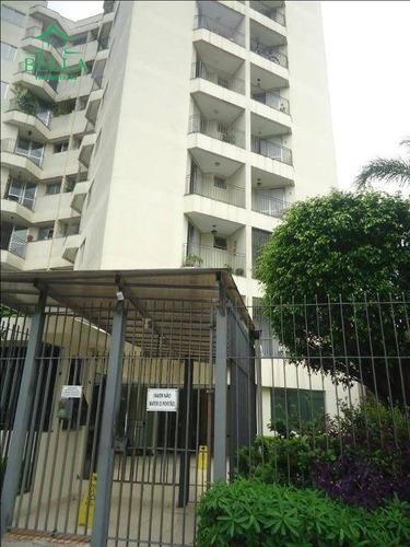 Apartamento Residencial À Venda, Vila Mangalot, São Paulo. - Ap0883