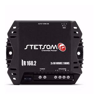 Módulo Amplificador Stetsom Iron Line Ir160.2 160w 2 Canais