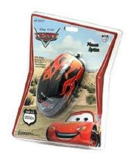Mouse Disney Pixar Cars Cirkuit Planet Dsy-mo110 Usb